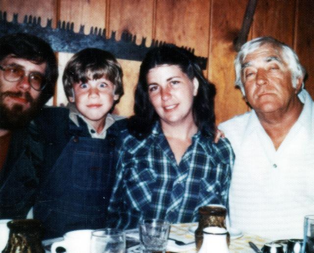 Vicki 1978 Ken, Shamus & Vic