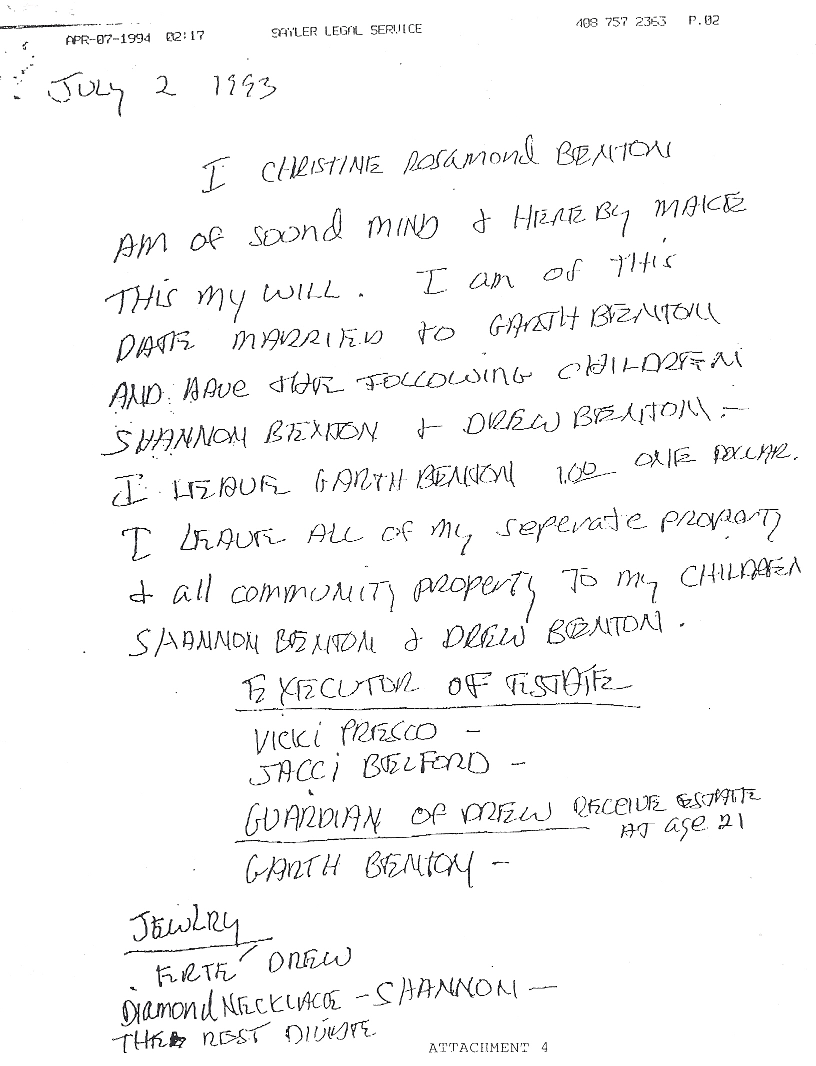 How to write a letter to daughter choice image letter format a letter from satan rosamond press scan0074 expocarfo choice image spiritdancerdesigns Images