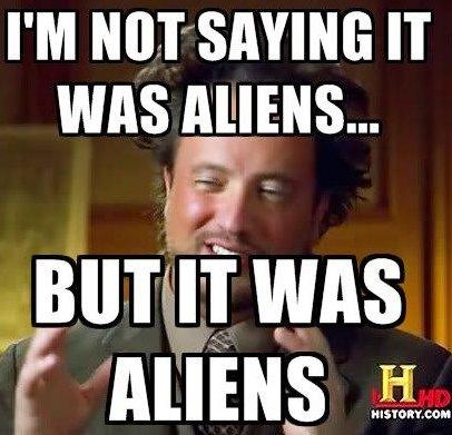 astronauts believe in aliens - photo #47