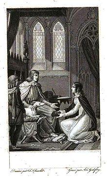 marie de frances lanval The lais of marie de france study guide contains a biography of marie de france , literature essays, a complete e-text, quiz questions, major.