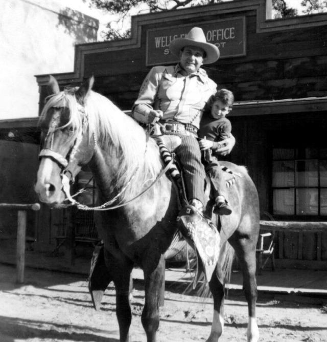 Mark 1950 Tex Ritter