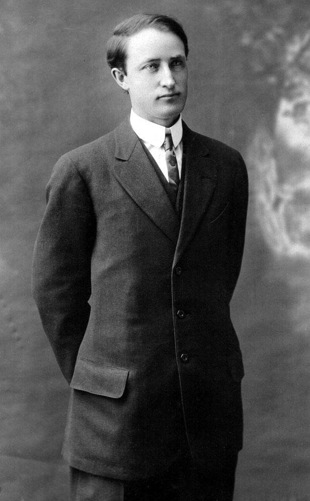 Rosamonds 1912 Frank Wedding 1