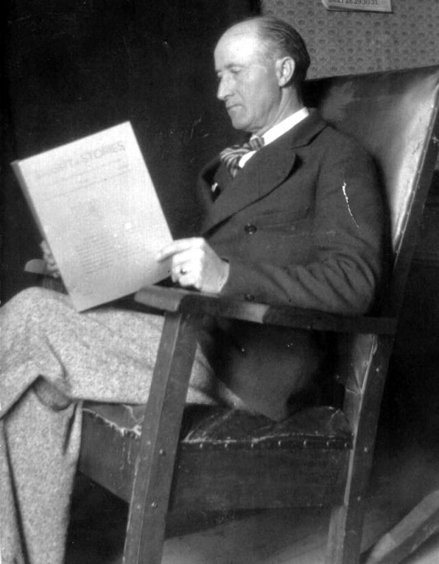 Rosamonds 1933 Frank
