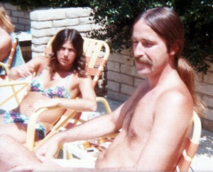 Greg 1974 Vicki