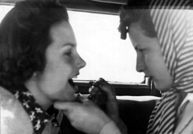 Rosemary 1939 & Friend