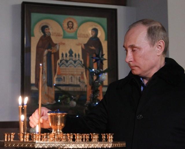 RUSSIA-RELIGION-ORTHODOX-CHRISTMAS