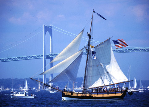 Tall Ships in Newport, RI