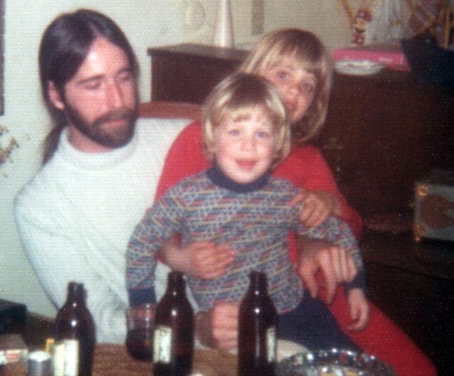 Greg 1975 Shamus & Shannon