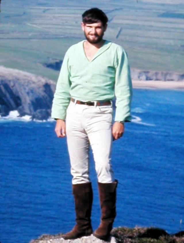 Mark 1968 at Galway Bay Ireland
