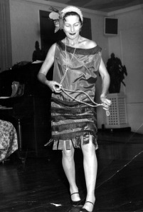 Rosemary 1959 as Flapper