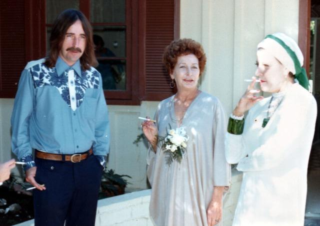 Greg 1977 Rosemary & Lillian