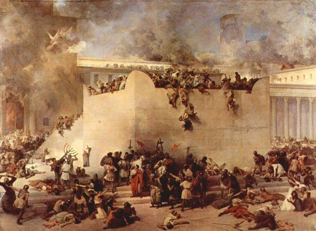 Destruction Temple