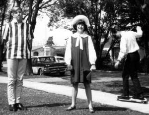 Vicki 1963 Rand & Greg