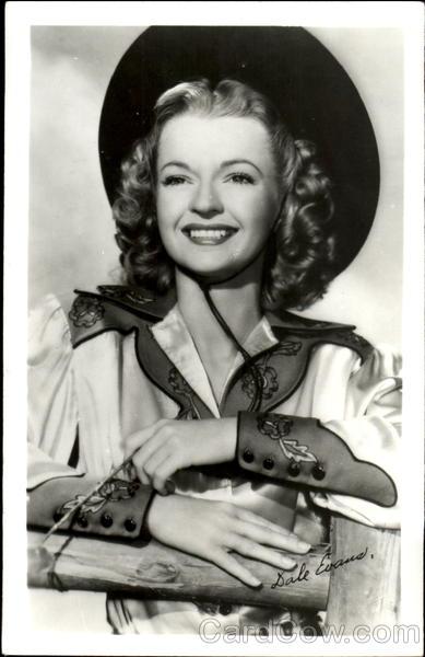 Dale Evans Frances Octavia Smith