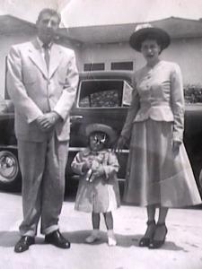 Prescos 1949 Vic, Christine & Rosemary