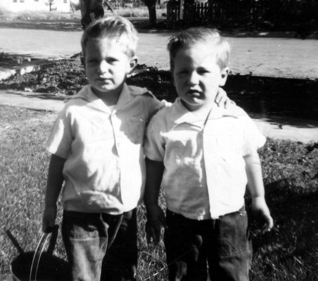 Prescos 1949 Mark & Greg