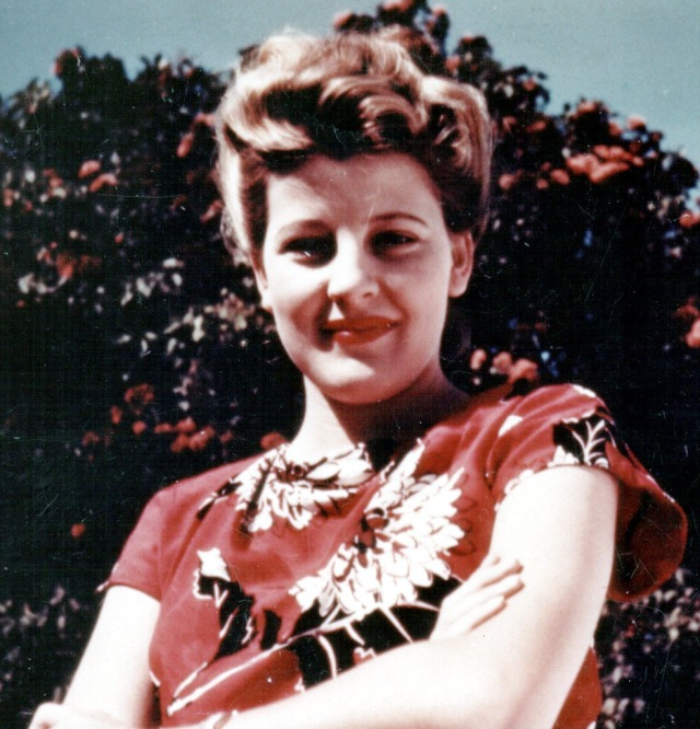 Rosamonds 1944 Aug Lilian