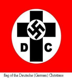 Deutsche-Christen-flag