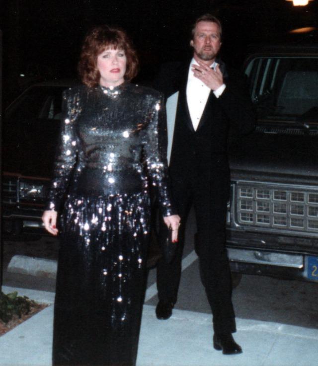 Christine 1988 Garth 1