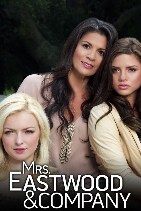 MRS EASTWOOD & COMPANY -- Season: 1 -- Pictured: (l-r) Francesca Eastwood, Dina Eastwood, Morgan Eastwood -- (Photo by: Jeffrey Thurnher/E!)