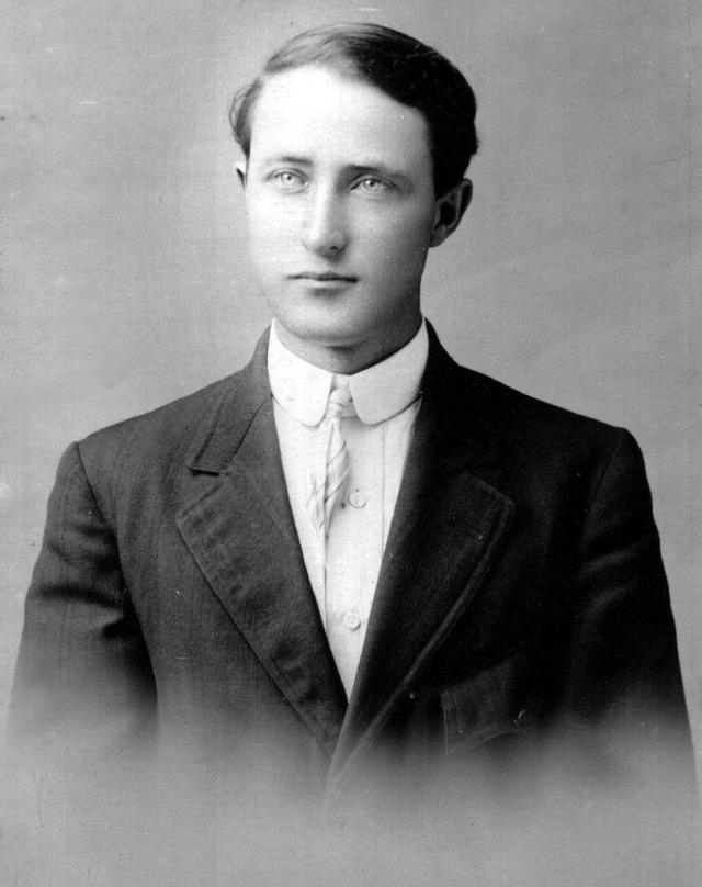 Rosamonds 1912 Frank Wedding 2
