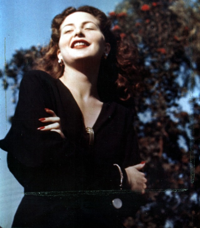 Rosemary 1943 Portrait