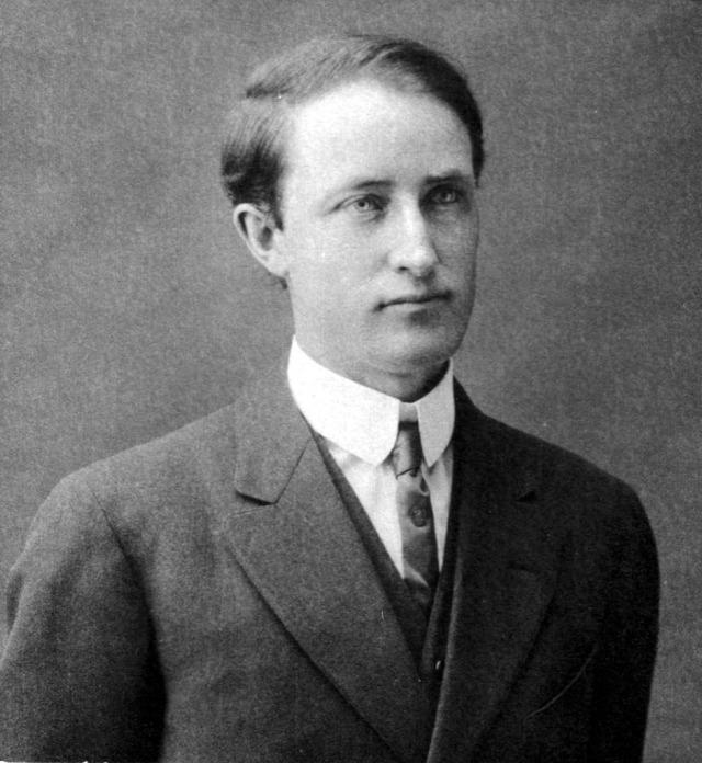Rosamonds 1912 Frank Wedding 3
