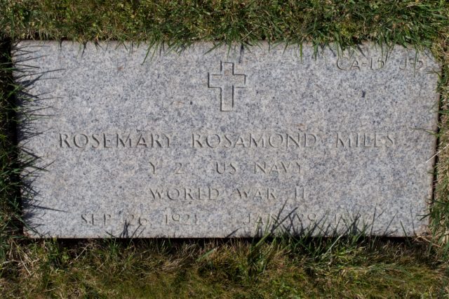 rosemary-grave