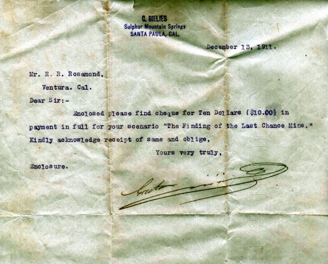 RR Rosamond Letter 2
