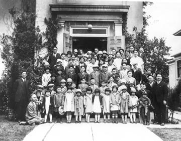 Japanese Independent Congregational Church 1927