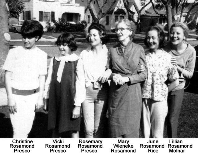 Prescos 1964 Family Gathering 3