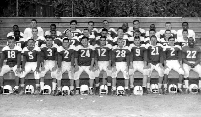 Mark 1962 Oakland High Junior Varsity Football Champions
