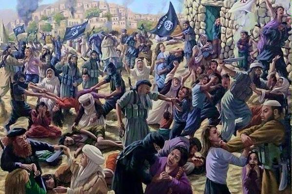 Yazidi-artist-Ammar-Salim7