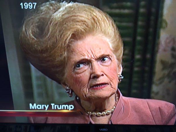 mary trump - photo #14