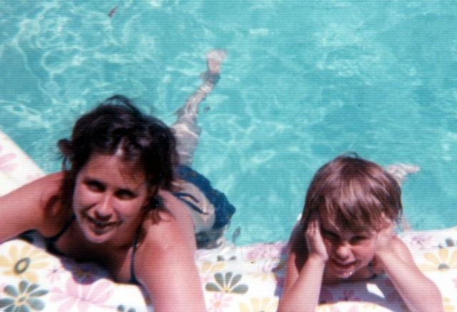 christine-1972-shannon-in-pool