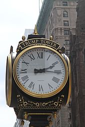 clock_in_front_of_the_trump_tower