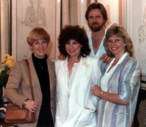 Christine 1989 Garth, Raphaele & __